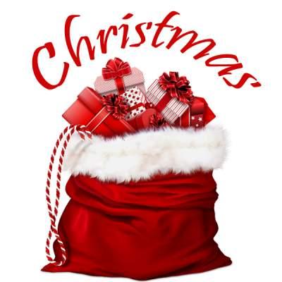 1. Navidad. Papel de regalo y complementos