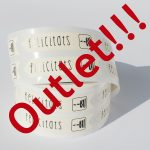 Outlet etiquetes adhesives i cintes adhesives